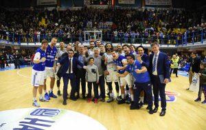 New Basket Brindisi: le congratulazioni del Sindaco Rossi e dell'Assessore Pinto