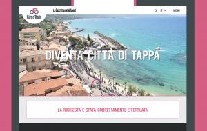 Ceglie Messapica si candida per ospitare una tappa del Giro d'Italia