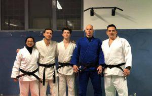 Due cinture nere per la A.S.D. Judo Kyai Ostuni