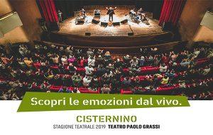 Il concerto dell'Accademia del Bel Canto chiude la Stagione Teatrale del Comune di Cisternino