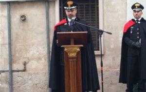 Ceglie Messapica: grande emozione alla cerimonia di commemorazione del Carabiniere Angelo Petracca