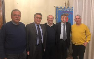 Una delegazione di Confartigianato ha incontrato il Sindaco Rossi