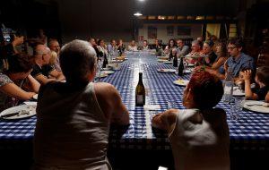 Teatro da mangiare a Ceglie Messapica: due spettacoli su tavola imbandita