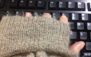 I dipendenti INAIL a lavoro senza riscaldamento