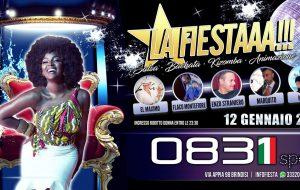 """Sabato 12 allo 0831 Space si torna a ballare con """"Lafiestaaa!"""""""