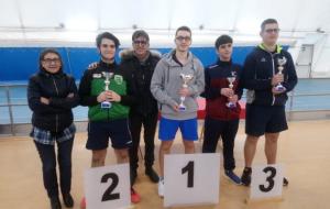 Tennistavolo: Matteo Antonazzo vince il suo primo torneo giovanile