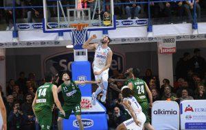 La tripla di Banks finisce sul ferro: Avellino vince a Brindisi 68-70
