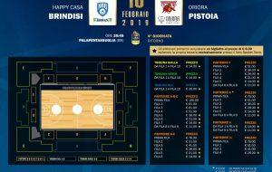 Biglietti in vendita per Brindisi-Pistoia: speciale 'promo abbonati' a €8