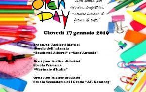 Open Day all'I.C. Casale di Brindisi