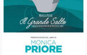 """Monica Priore presenta a Mesagne il libro """"Il grade salto – Storia di un delfino che ha spiccato il volo"""""""