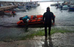 Disperso sub a Lido Tavernese: scattano le ricerche ma l'uomo raggiunge a nuoto Torre Canne