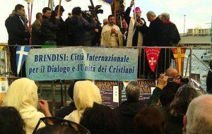Torna la Benedizione Ecumenica delle acque del porto di Brindisi