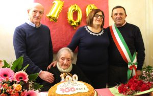 L'ostunese Peppinella Putignano compie 100 anni
