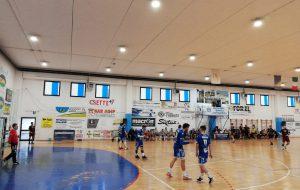 Bressanone – Acqua & Sapone Junior Fasano=23-26