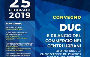 Lunedì 25 convegno sulle attività e sul futuro del DUC Brundisium