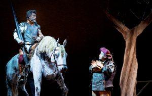 """Alessio Boni al Verdi con """"Don Chisciotte"""", il sognatore errante"""