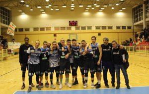 Knepa da 32 punti trascina la Dinamo alla vittoria di Foggia