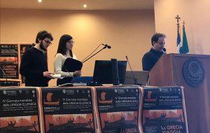 Il Liceo Marzolla alla Quarta Giornata Mondiale della Lingua Ellenica