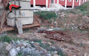 Tranciano impianto elettrico per rubare rame: arrestati due ventenni