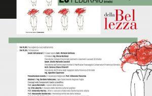 """Giovedì 28 a Brindisi c'è """"La Giornata della Bellezza"""""""