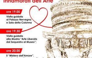 Innamorati dell'Arte: visita guidata e un viaggio nel tempo nel Mistero dell'Amore con Sara Bevilacqua e Federico Pische