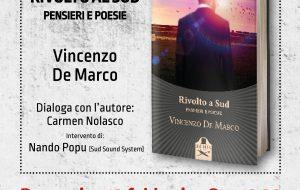 Alla Caffetteria Letteraria Nervegna di Brindisi il poeta-operaio Vincenzo De Marco