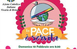 La pace è servita!: domenica mattina per le vie del quartiere Bozzano