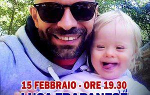 Taberna Libraria ospita Luca Trapanese, il 40enne single e gay che ha adottato una bimba con la Sindrome di Down