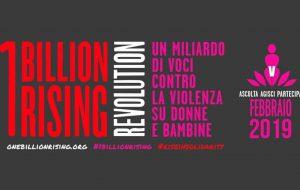 Il Centro Culturale MIA Identità&Autostima di Brindisi aderisce alla campagna One Billion Rising