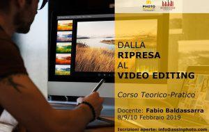 Associazione Inphoto: Open Day di Ripresa e Video Editing