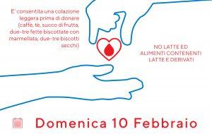 Avis e Fratres insieme per donare! Domenica 10 donazione straordinaria al Quartiere Sant'Elia