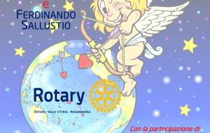 RotaryAm❤: un libricino del Rotary di Ostuni per sostenere, con amore, la Caritas