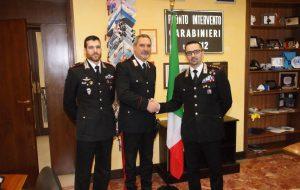 L'Appuntato Scelto Alessandro Ruggio lascia l'arma dei Carabinieri dopo oltre 34 anni di servizio