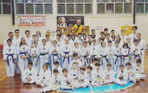 Tante medaglie per la TAE Action Center al Campionato Interregionale di Calabria