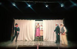 """Grande partecipazione di pubblico per """"George Dandin"""" di Molière"""