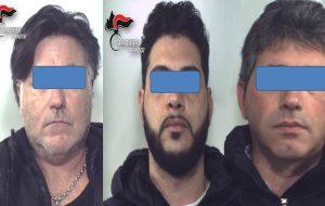 Tre furti in tre mesi: beccati dai Carabinieri tre topi d'appartamento