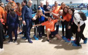 Nuoto: grande prestazione dell'Asd Sottosopra ai campionati master Puglia