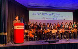 """I ragazzi del Liceo Musicale """"Durano"""" a Bari per il Safer Internet Day"""