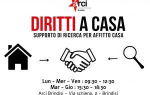"""Domani apre """"Diritti A Casa"""", lo sportello di supporto e orientamento alla ricerca di alloggio"""