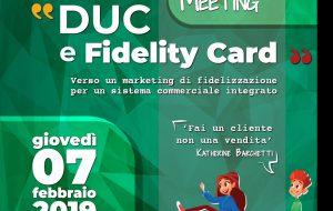 Duc San Vito: domani si presenta la Fidelity Card