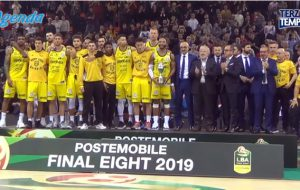 Terzo tempo web: Speciale Final Eight Coppa Italia