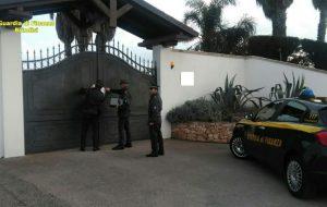 Condannato per mafia: la Finanza sequestra una villa del valore di 365mila euro