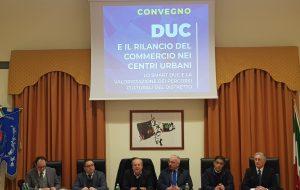 Rilancio del commercio nei centri urbani: grande interesse per il convegno organizzato dal DUC Brundisium