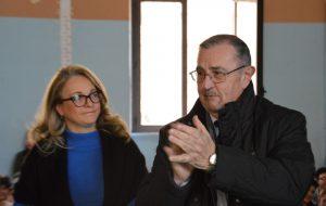 """Il generale Pellegrini, spalla del giudice Falcone, incontra il Liceo """"Simone-Durano"""""""