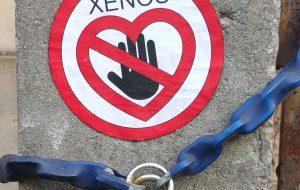 Progetto Xenos: opera site specific di Giuliano Ravazzini nell'isola di Sant'Andrea fino al 30 Aprile