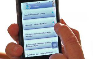 """Con l'App """"Inps Mobile"""" sportello senza file anche a Brindisi e Ostuni"""
