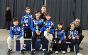 Lame Azzurre Brindisi: buone prestazioni alla Prova Interregionale Under 14 di Foggia