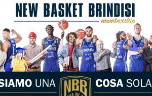 Divise per F8, azionariato diffuso e nuovo sito web: la New Basket Brindisi presenta le grandi novità