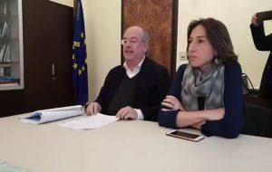 """Tari alla zona industriale, la conferenza stampa del Sindaco Rossi: """"ci limitiamo ad applicare la legge"""""""