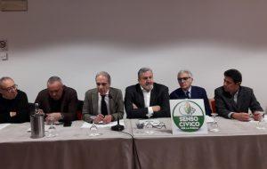 Senso Civico per la Puglia: Pino Romano eletto portavoce